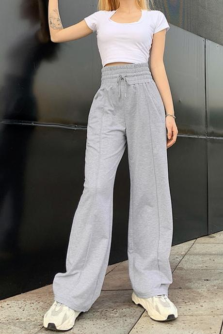 Pants gray casual pants