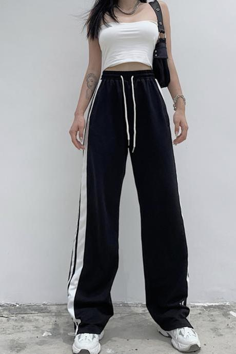 Pants black casual pants