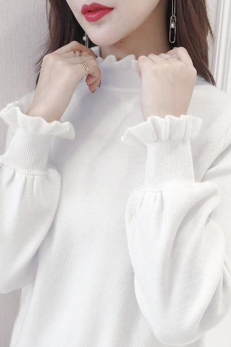 lovely long sleeve sweater