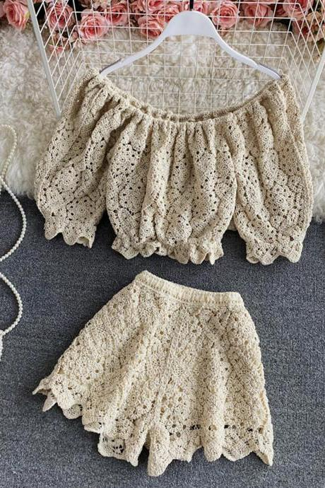 Stylish girl two pieces sets